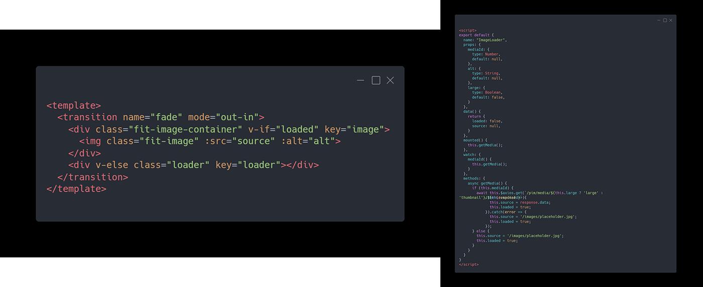 Image loader component